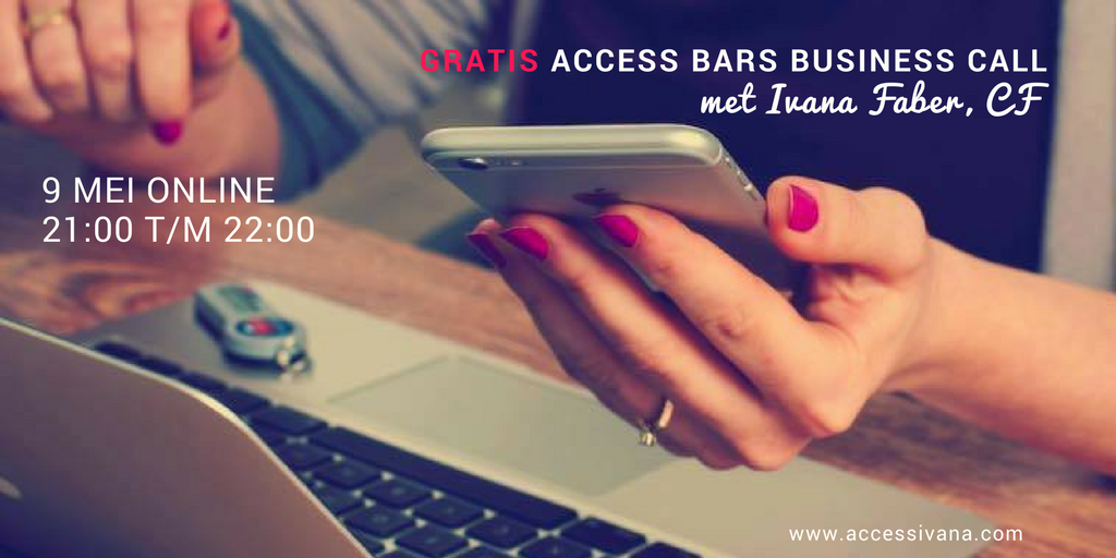 Access Bars Business Call