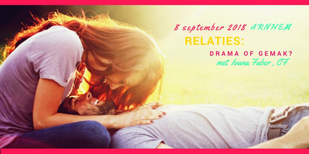 Relaties: drama of gemak?